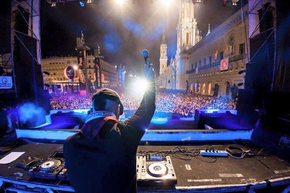 Zaragoza y sus DJs en In Sessions Maxima