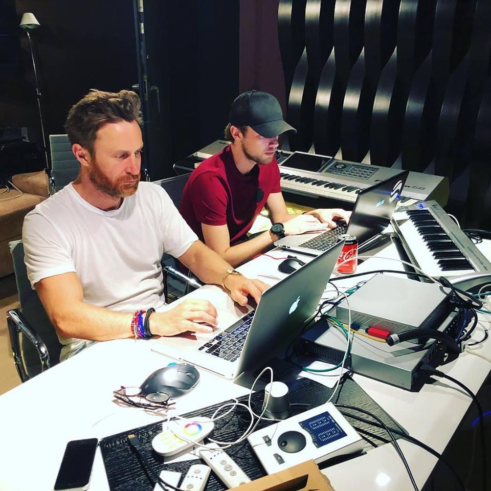 David Guetta, Brooks and Loote Nº1 en Maxima 51 Chart