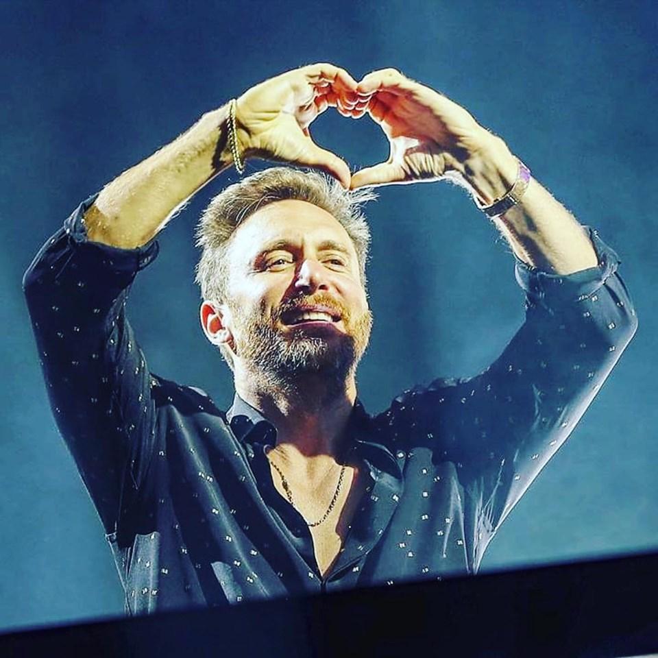 David Guetta y Raye Nº1 con Stay (Don't Go Away) en Maxima 51 Chart